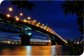 Bridge of Auckland