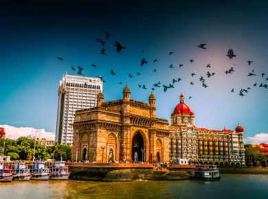Gateway to India in Mumbai