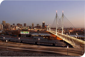 Johannesburg Bridge