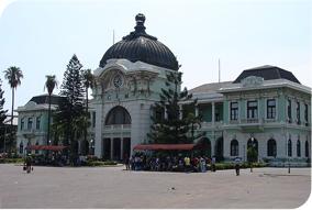 Maputo Train Station