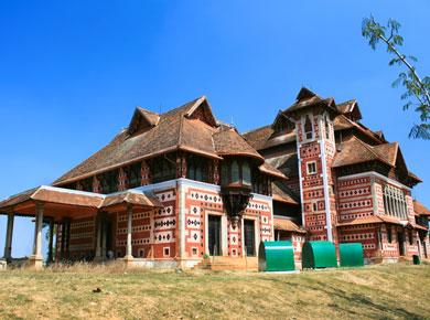 Napier museum in Trivandrum