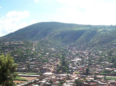 Suburb of Kigali