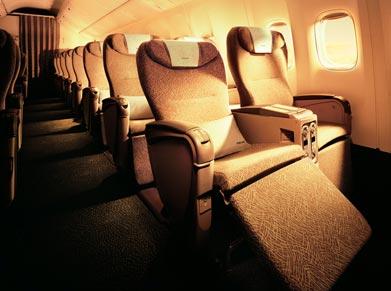 Eva Air Elite Class