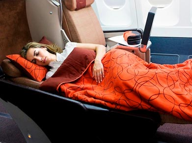 Iberia Airlines Business Class