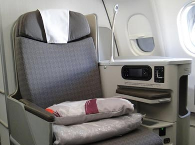 Iberia Airlines Business Plus
